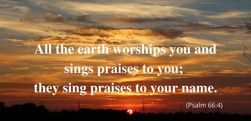 Worship and Praise