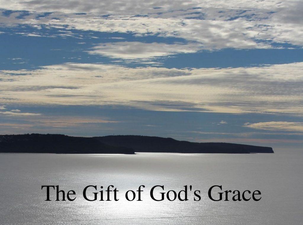 gift of God's grace